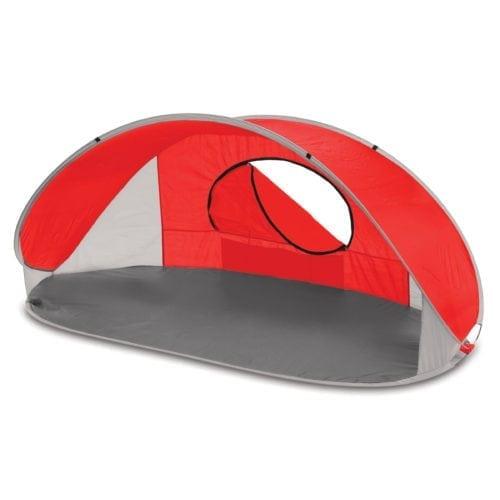 Manta Sun Shelter Red